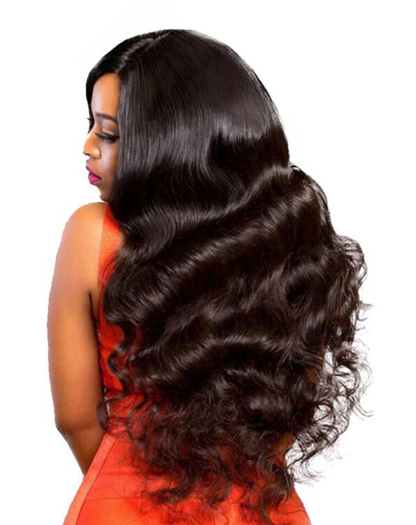 body wavy Full lace Wig
