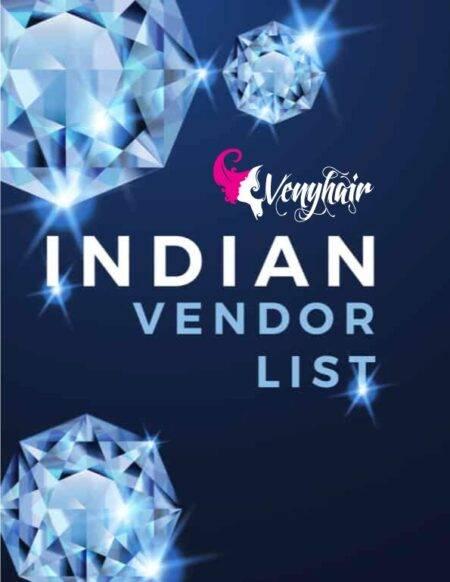 Natural Indian Hair Extensions Vendors