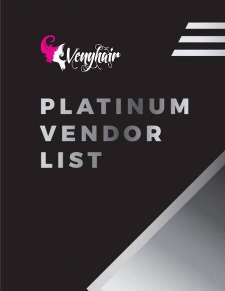 Platinum Vendor List for Hair Extensions